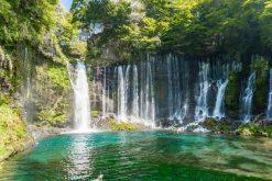Shiraito Falls Shimizu shore excursions