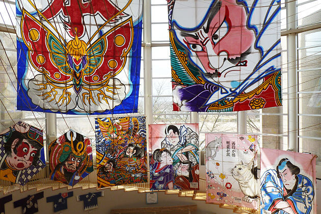 Shirone Kite Museum