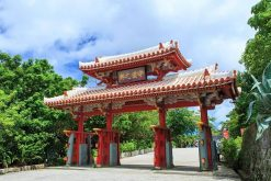 Shuri Castle Naha Okinawa shore excursions