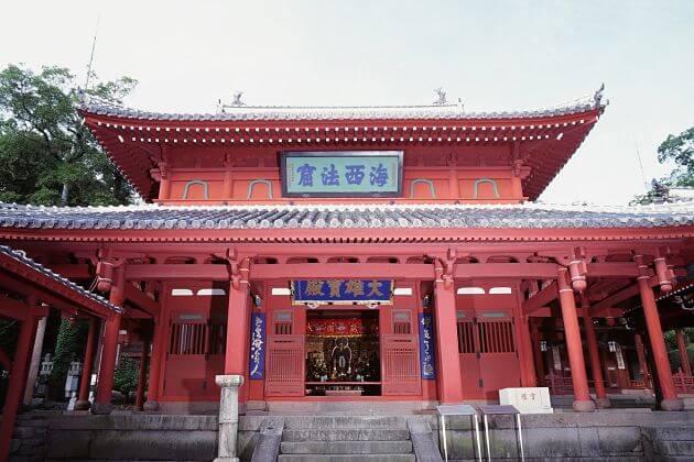 Sofukuji Temple-Nagasaki