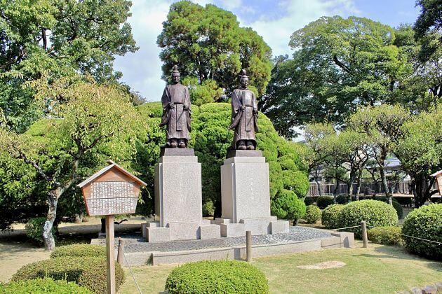Suizenji Jojuen Garden Kumamoto