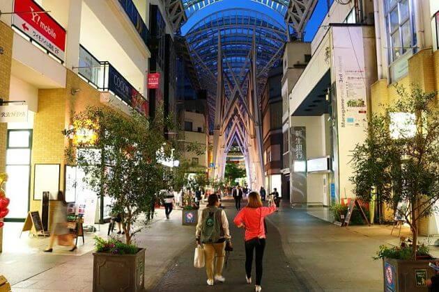 Takamatsu Shopping Arcades