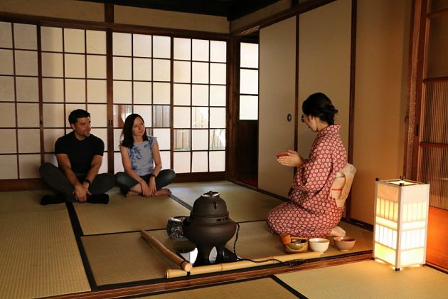 Tea Ceremony Japan traditional facts