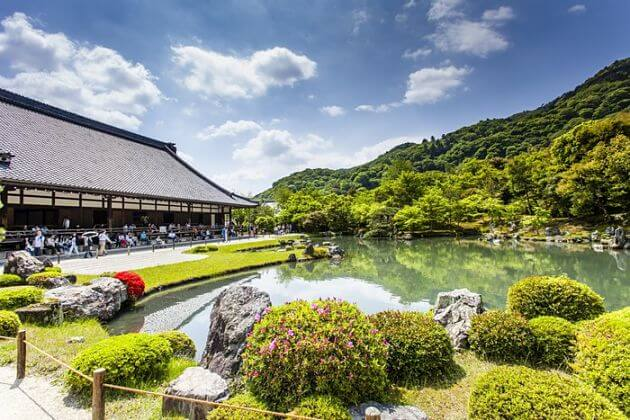 Tenryuji-temple-Kyoto-shore-excursions