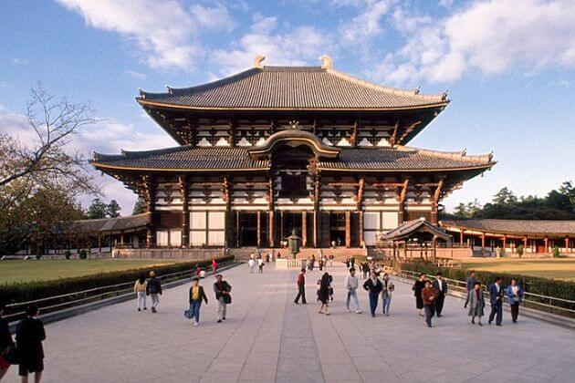 Todaiji Temple attractions shore excursions