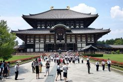 Todaiji temple Osaka Shore Excursions