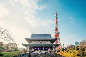 Top 5 Beautiful Places Take Photos Tokyo Tower