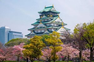 Top 9 destinations Japan Cruising