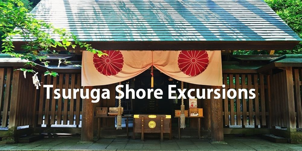 Tsuruga shore excursions