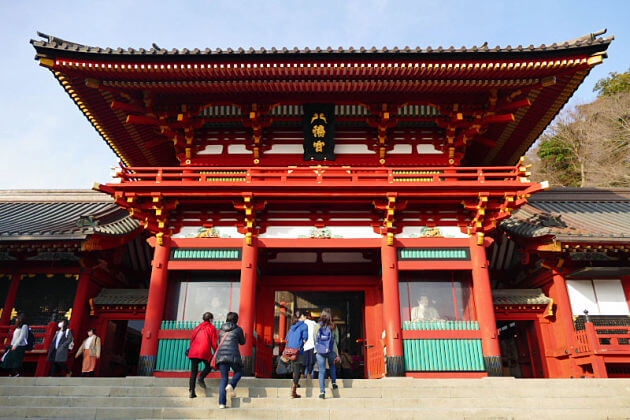 Tsurugaoka Hachimangu Shrine-Tokyo-shore-excursions