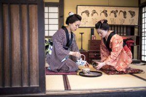 Unique experiences in Japan