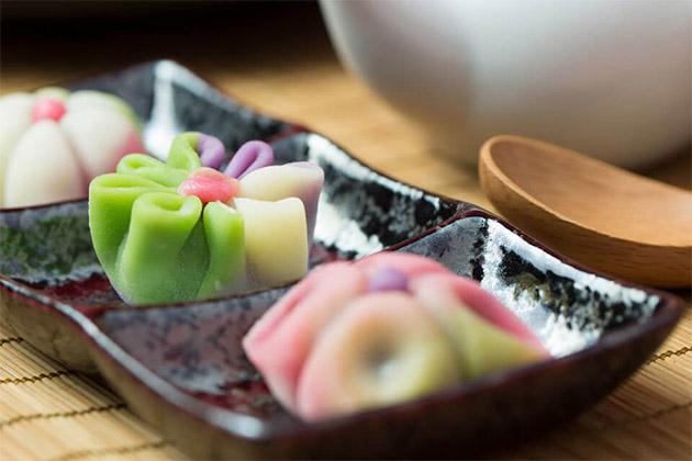Wagashi - Japanese Traditional Sweets