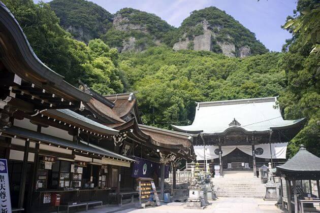 Yakuriji Temple Takamatsu