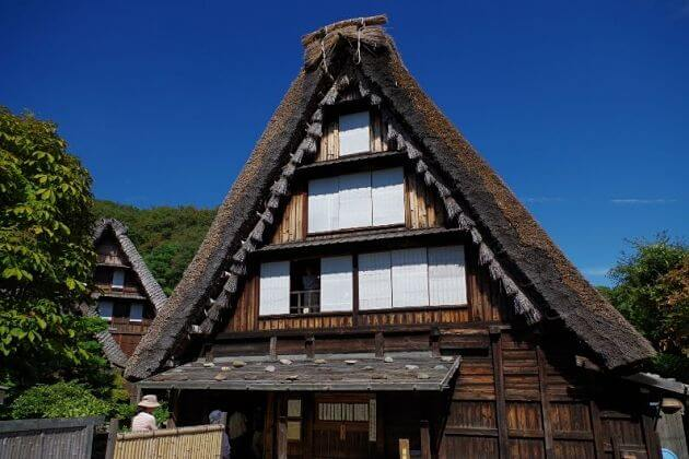 Yamashita folk house Sasebo shore excursions