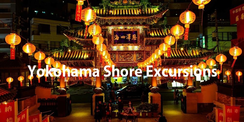 Yokohama shore excursions