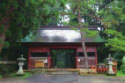 Zuishin Mon Gate Sakata shore excursions