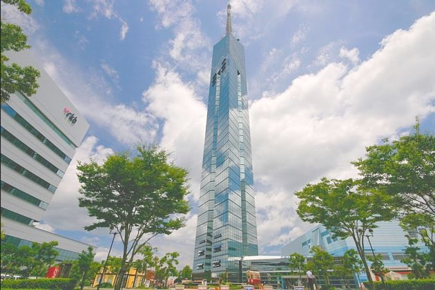 attractions shore excursions Fukuoka Tower