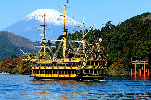 best time to visit Hakone