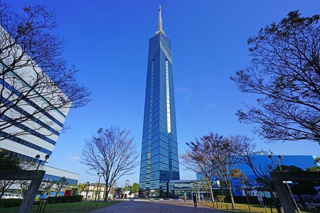 shore excursions Fukuoka Tower