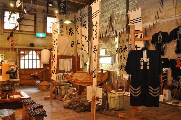 shore excursions Hakodate Museum of Northern People