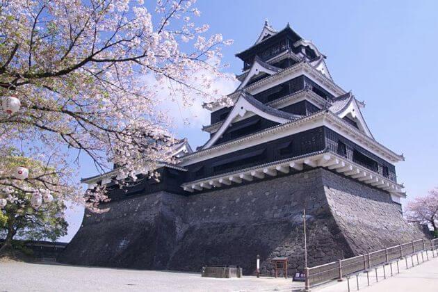 shore excursions to Kumamoto Castle
