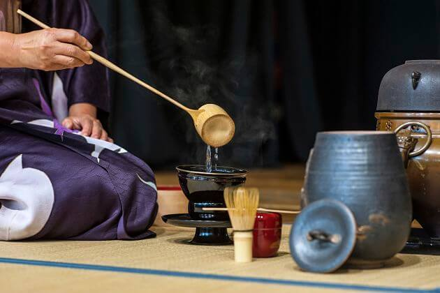 tea ceremony Uji